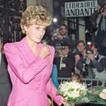 HIV-pozitív vérrel festették meg Diana hercegnő portréját