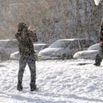 Be kell zárni Lappföldet a sok hó miatt