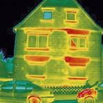 Nézze meg otthona szigetelési hibáit! Tudnivalók a hőkameráról