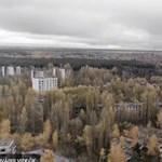 Megdöbbentő videó a csernobili szellemvárosról – mindez egy új klipben