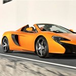 Répának nézte az éhes szamár a narancssárga McLarent, beleharapott