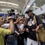 Rodman: kislánya született Észak-Korea diktátorának