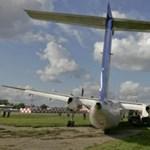 Kémfotó a Malév első turboprop gépéről