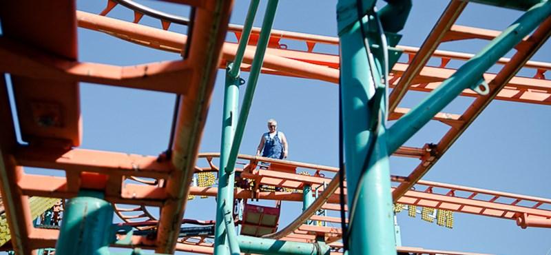 Ócskavasnak adják el az óriáskereket, de jó hír is jött a Vidám Parkból