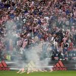 100 ezer euróra büntették a horvát futballszövetséget