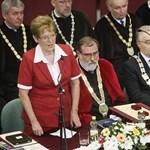 Négy napot adott a rektoroknak Hoffmann Rózsa
