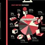 Online videók: mit nézünk a munkahelyen?