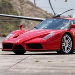 Alig használt Ferrari Enzo várja új gazdáját
