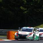WTCC: Tarquini kesereg a Honda teljesítménye miatt