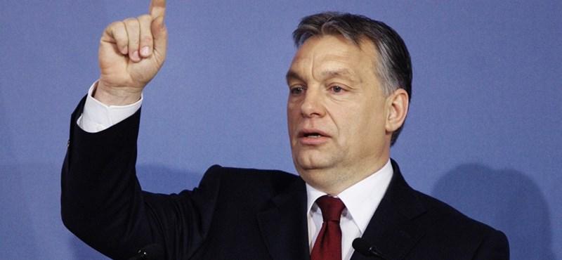 Orbán interjúját visszavonta az MTI