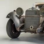 Pajtalelet: egykor 200 dollárt ért ez a régi Mercedes, most 450 000 dollárt