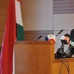 Bírák függetlensége: Handó Tünde is visszaszólt Németh Szilárdnak
