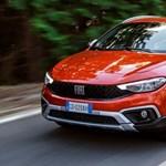 6,6 millió forinttól indul az újdonság Fiat Tipo Cross