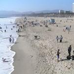 Tilos lehet a dohányzás a kaliforniai strandokon