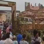 Élve találtak rá több mint hatvan emberre az összedőlt indiai ház romjai alatt