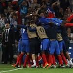 EURO 2016, 6. nap: Továbbjutottak a házigazdák