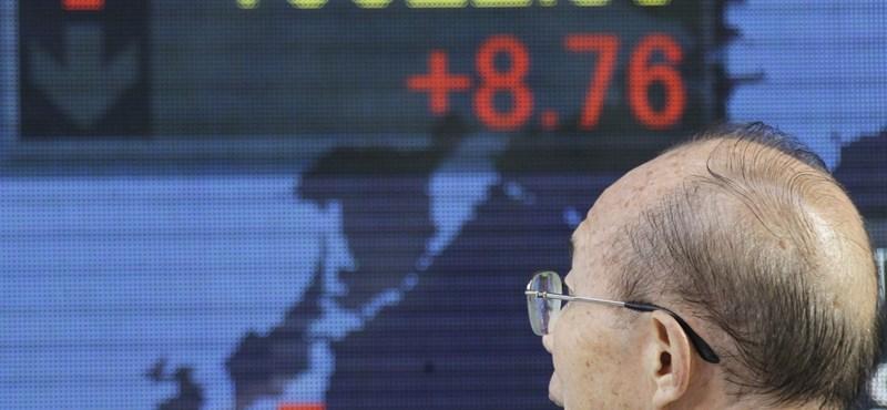 Hét heti csúcson zárt a Nikkei