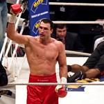 Alig ismert bokszoló ellen áll ki Klicsko