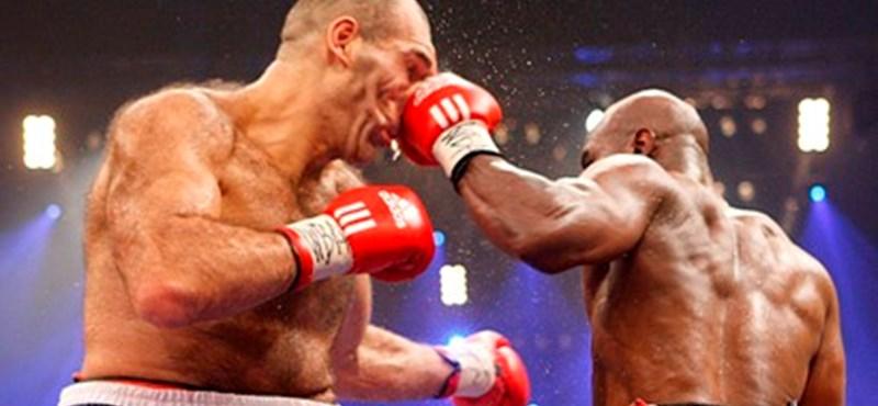 A 47 éves bokszlegenda kihívta Klicskót