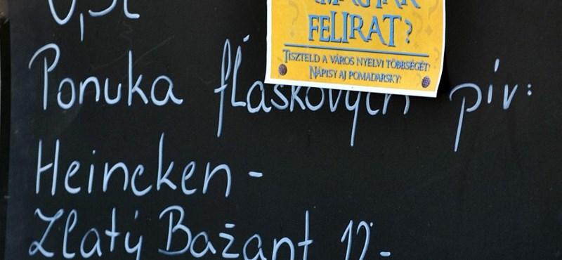 Magyarul beszélt a vásárlókkal, ezért rúghatták ki Szlovákiában