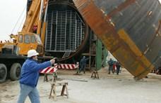 2200 kisrészvényes bukhat a Közép-Európai Gázterminál vagyonának kimentésén