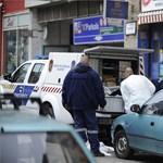 Kiraboltak egy ékszerboltot a II. kerületben