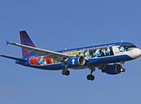 Különleges repülőgép érkezik hétfőn Ferihegyre