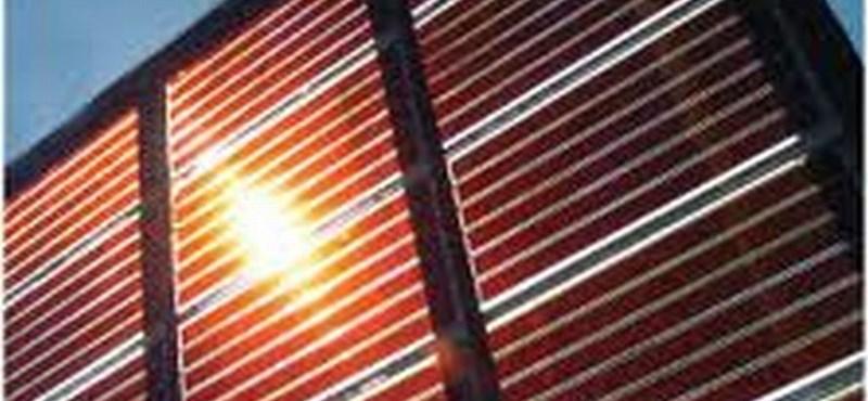 Napelemmel nyomul a martfűi önkormányzat