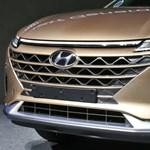 Közel 600 kilométer egy feltöltéssel: itt a Hyundai új villanymotoros autója