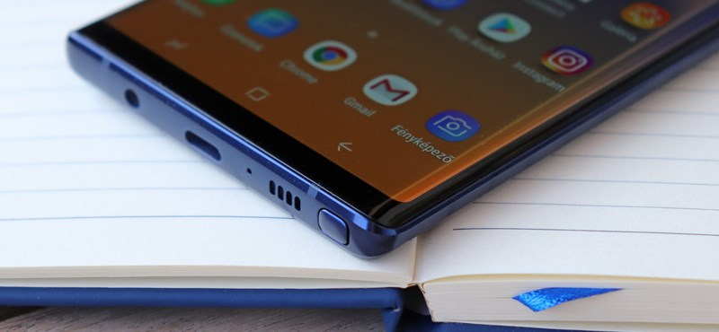 Bedurrantja a rakétákat a Samsung: négyféle Note10 érkezhet