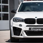 Német tájfun: 750 lóerős lett a BMW X5 divatterepjáró