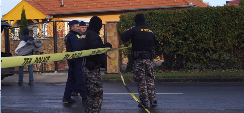 Így szállta meg a TEK a bőnyi lövöldözés helyszínét - videó