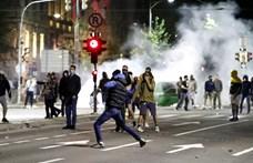 Polgári engedetlenségre hív a szerb ellenzék, folytatódnak a tüntetések