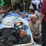 Újabb nagy erejű földrengés rázta meg Nepált