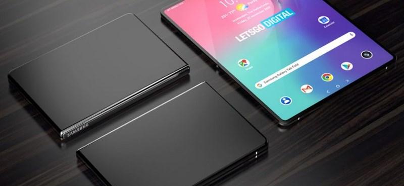 Kitalálta a Samsung, hogyan lehessen zsebre vágni egy laptopot