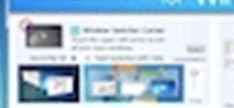 Extra kényelmi funkciók a Windows 7-hez, ingyen