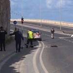 Nem tudja hazahozatni Máltáról a motorbalesetben meghalt bátyját egy magyar nő