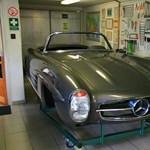 5 millió eurót adtak 13 oldtimer Mercedesért egy bécsi árverésen