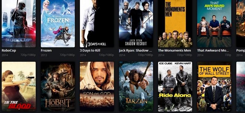 Visszaszólt Hollywoodnak a Popcorn Time