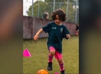 4 éves labdarúgót igazolt az Arsenal
