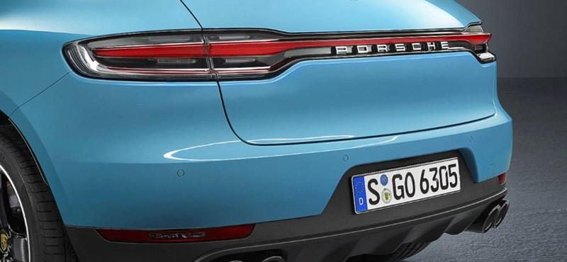 Hivatalos: megérkezett az új Porsche Macan