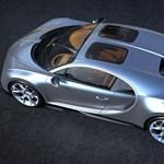Vélhetően az életben nem kértek annyit napfénytetőért, mint a Bugatti Chironban lévőért fognak