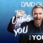Ön felénekli, Guetta beleteszi a 2016-os foci Eb himnuszába – ide kattintson
