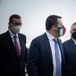 Orbán és Salvini pókerpartija: ki gyűri maga alá a másikat