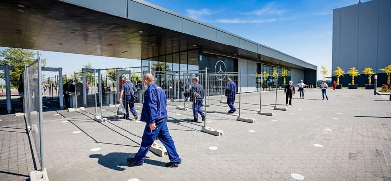 33 milliárd forint lett a Mercedes magyarországi nyeresége 2019-ben