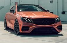 Ennél a tuningolt Mercedes-AMG E53 Coupénál összejött az elegancia is