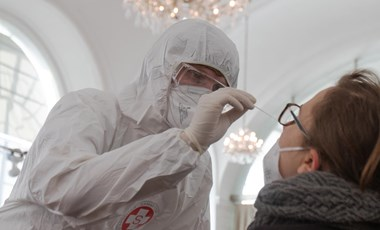 WHO: Nem valószínű, hogy az idén véget ér a koronavírus-járvány