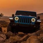 Semmi politikai korrektség: itt a 6,4 literes motort kapott új Jeep Wrangler