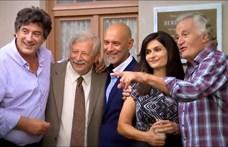 A Barátok közt színészei is hétfőn tudták meg, hogy véget ér a sorozatuk