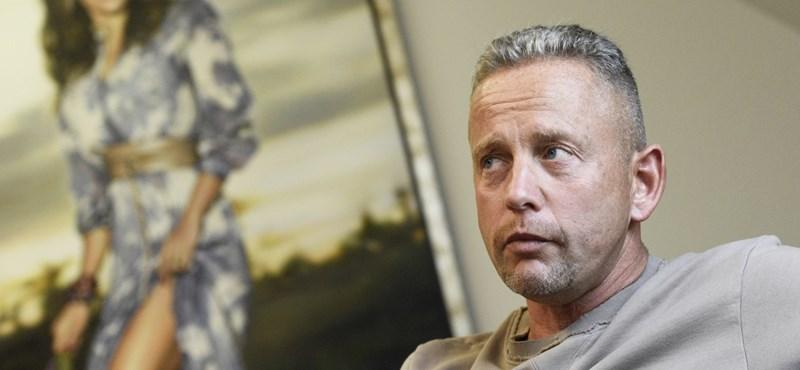 Schobert Norbi eteti az Újpest focistáit